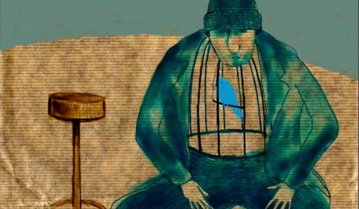 Gevangen in jezelf